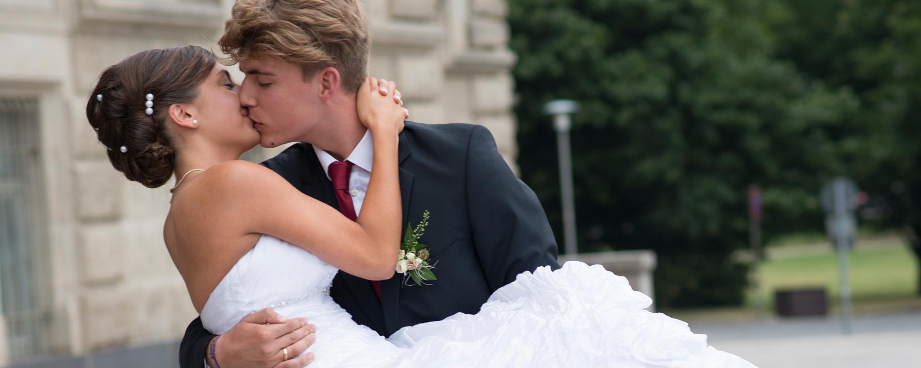 Humanistische Hochzeit