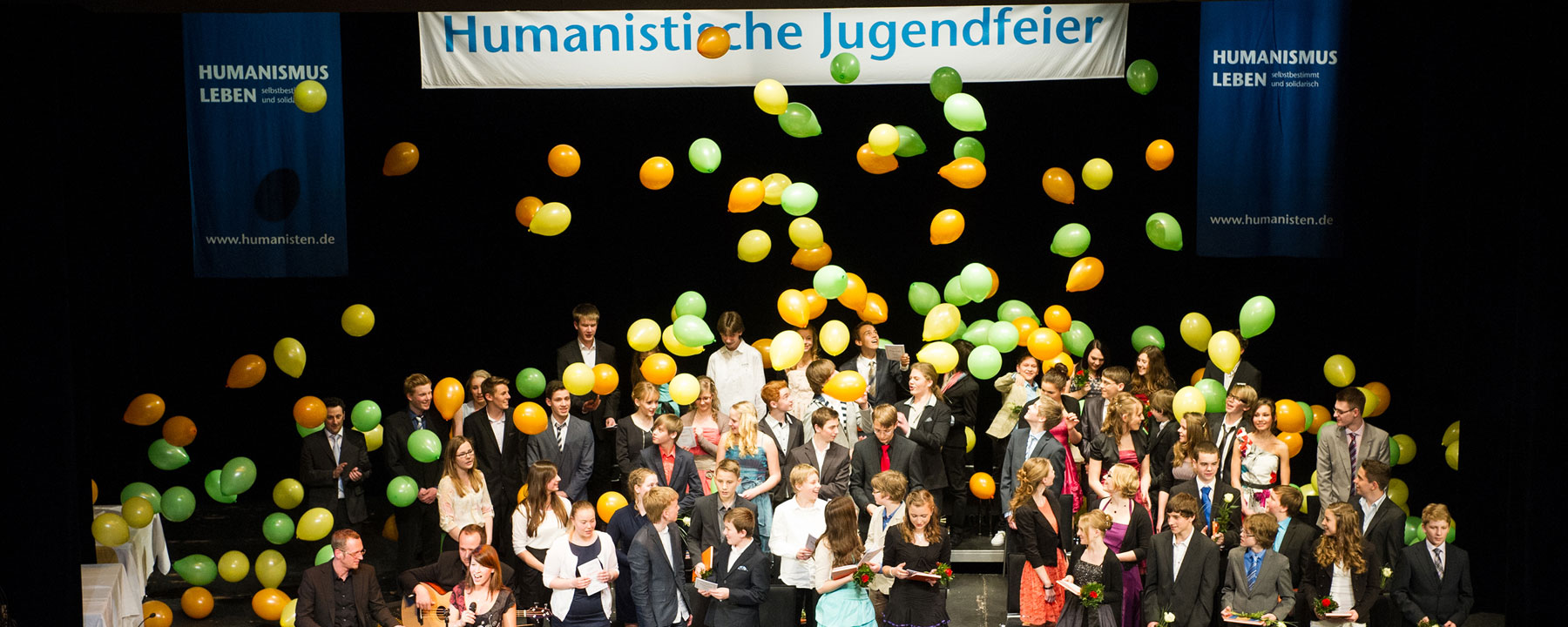 Jugendfeier in Hannover